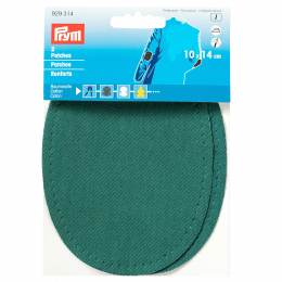 Coude écolier thermocollant vert 2 - 17