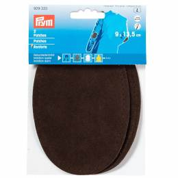 Coude imi. daim thermo brun fonce 9/13,5cm - 17