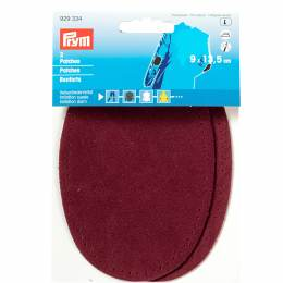 Coude imi. daim thermo rouge fonce 9/13,5cm - 17