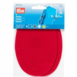 Coude imi. daim thermo rouge 9/13,5cm - 17