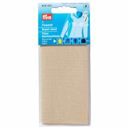 Pièce thermocollante coton 12x45 cm beige - 17