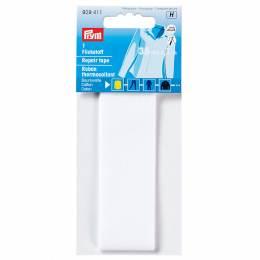 Ruban thermocollant coton 35mmx1 m blanc - 17