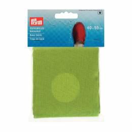 Tissu de base pour espadrille 40x55 cm vert - 17