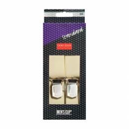 Bretelle homme standard 125cm 30mm vanille - 17