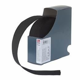 Sangle pour sac randonnée 40mm noir - 17