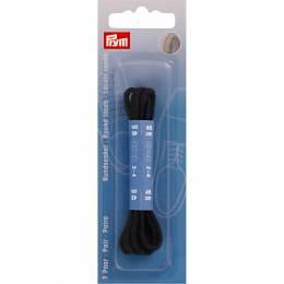 Lacets chaussure ronds 3mm x 45cm noir 1 paire - 17