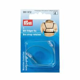 Maintien bretelle soutien-gorge 10mm transparent - 17