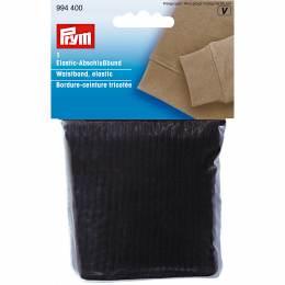 Bordure - ceinture élastique noir - 17