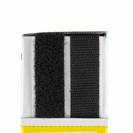 Ruban de la marque Velcro® adhésif 20mm noir - 175