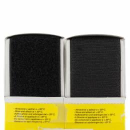 Ruban de la marque Velcro® adhésif 50mm 5m noir - 175