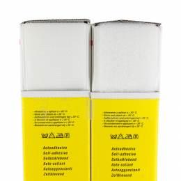 Ruban de la marque Velcro® adhésif 50mm 25m blanc - 175