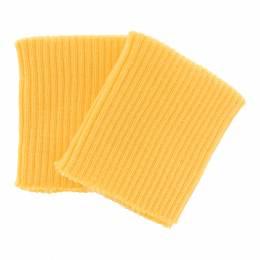Bord-côte côtelé poignet jaune - 207