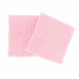 Bord-côte côtelé poignet rose - 207