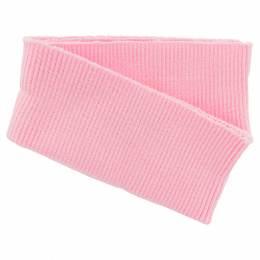Bord-côte côtelé bas de blouson rose - 207