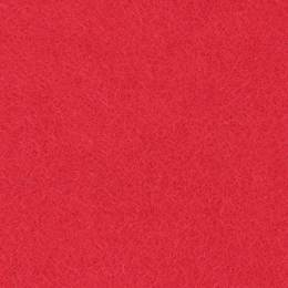 Feutrine 20/30cm rouge - 209