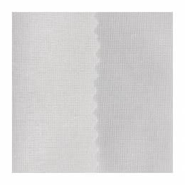 Toile thermocollante 90cm blanc