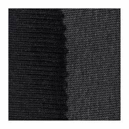 Maille thermocollante 75cm noir