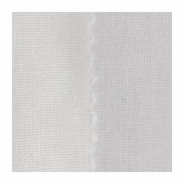 Toile coton grattée thermo.90cm blanc
