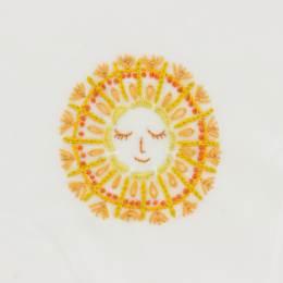 Kit broderie Easy Custo - rayons de soleil - 215