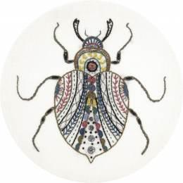 Kit broderie Easy Custo - barnabe le scarabée - 215