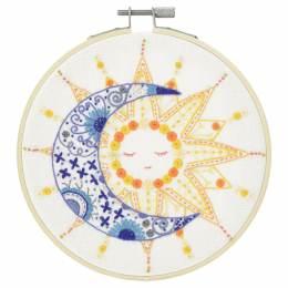 Le soleil à rendez-vous avec la lune- kit - 215