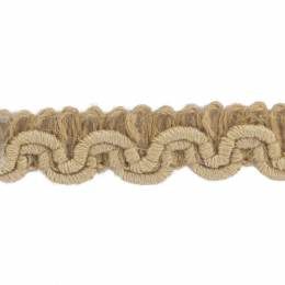 Lézarde vague mate 11 mm jute - 218