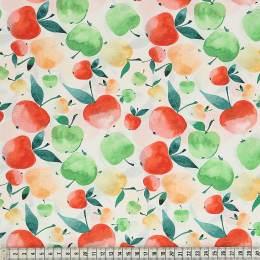 Tissu Mez Fabrics coton tutti frutti apple bright - 22