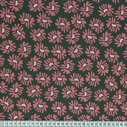 Tissu Mez Fabrics coton solhatt red a&c - 22