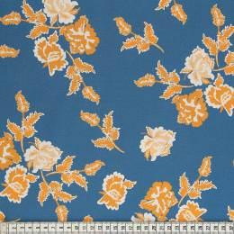 Tissu Mez Fabrics coton nyperoser white a&c - 22