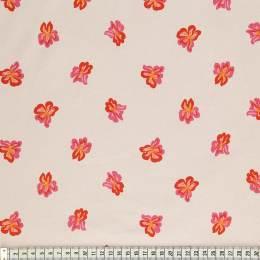 Tissu Mez Fabrics coton sverdlilje white a&c - 22
