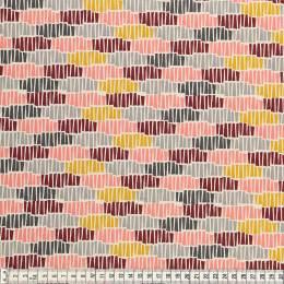 Tissu Mez Fabrics jersey alpaca fence stone - 22