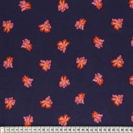 Tissu Mez Fabrics jersey sverdlilje blue a&c - 22