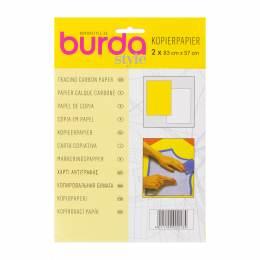 Pochette papier calque(1jaune+1bl) - 226