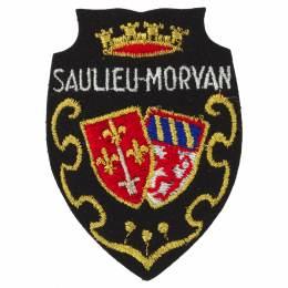 Écusson saulieu morvan - 233