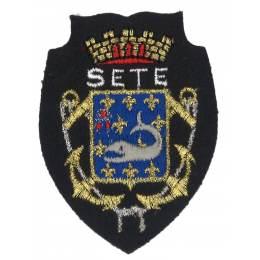 Écusson Séte - 233