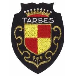 Écusson Tarbes - 233