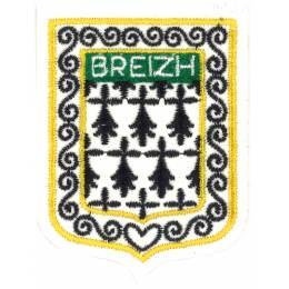 Écusson Breizh - 233