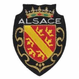 Écusson Alsace - 233