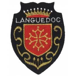 Écusson Languedoc - 233
