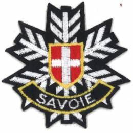 Écusson Savoie gm croix - 233