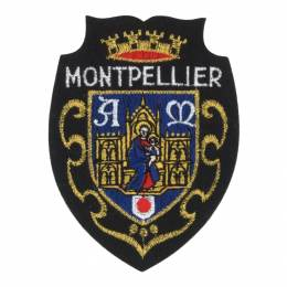 Écusson Montpellier - 233
