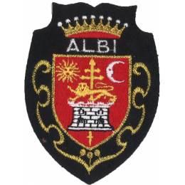 Écusson Albi - 233