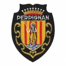 Écusson Perpignan - 233
