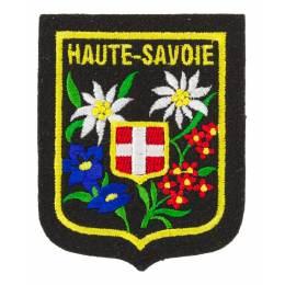 Écusson Haute savoie fleur - 233