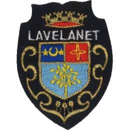 Écusson Lavelanet - 233