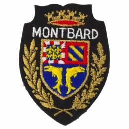 Écusson montbard - 233