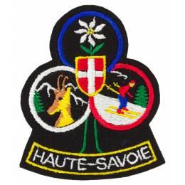 Écusson Haute Savoie tréfle - 233