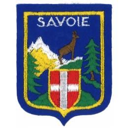 Écusson Savoie gm chamois - 233