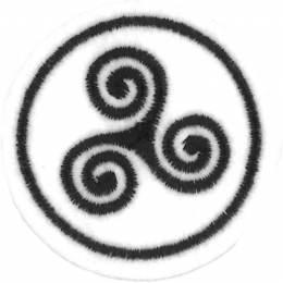Écusson Triskell - 233