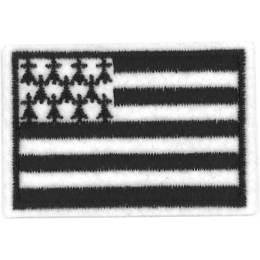Écusson drapeau Breton gm - 233